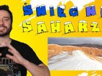 Śnieg na Saharze | NEWSY BEZ WIRUSA | Karol Modzelewski