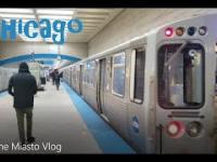 Metro W  Chicago I Bank Przerobiony Na Apteke!