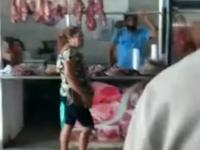 market mięsny