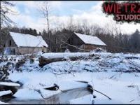Opuszczony dom w środku lasu pośród bagien | Urbex 33 | Wietrzyk Studio