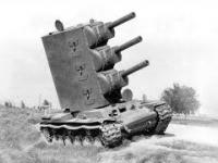 10 Niezwykłych porzuconych czołgów