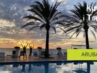 Aruba Karaiby , Sylwester, wakacje i podróże w czasie pandemii koronawirusa.