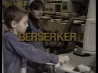 Reportaż w PTK BERSERKER Program o grach komputerowych z roku 1998