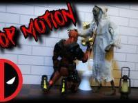 Deadpool 2 (stop motion)