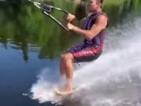 jazda na wodzie