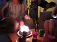 Tymczasem na urodzinach
