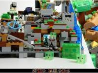 Speed Buiders - Minecraft