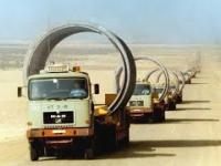 Jak W Libii Stworzono Rzeki Pod Saharą. Niesamowity Projekt Kaddafiego