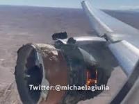 Video Captures United 328 Explosion Over Broomfield, Colorado -Flight UA328 bound for Honolulu