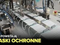 Jak powstają maski FFP2? - Fabryki w Polsce