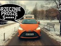 Warszawa: Potrącenie w parku