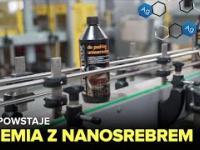 Jak powstaje CHEMIA z Nanosrebrem? - Fabryki w Polsce