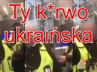 OCHRONA wyzywa UKRAIŃCA na dworcu centralnym Warszawa