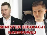 Wyjaśniam Ministra Edukacji Narodowej - Przemysława Czarnka | MINI LEJA SHOW