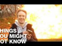 Dlaczego prawdziwe eksplozje nie wyglądają jak te w filmach?