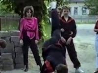 Break Dance, Włocławek, rok 1987