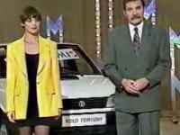 Koło Fortuny - PIERWSZY odcinek w HISTORII - 02.10.1992