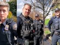 Karyna wkurza policjantów