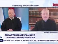 Tv trwam tłumaczy dlaczego nie można zarazić się w kościele