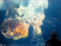 Katastrofa Hindenburga w wersji 4k oraz 50fps