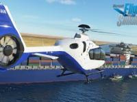 Blokada Kanału Sueskiego odtworzona w MS Flight Simulatorze