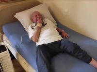Jerzy Urban przyjęty do szpitala