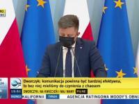 Minister Niedzielski nic nie wiedział o otwarciu zapisów, bo nie było go na JEDNYM spotkaniu WCZORAJ WIECZOREM