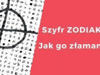 Szyfr Zodiaka - jak go złamano i dlaczego był taki trudny?