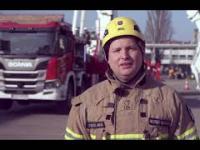 Najwyższy w UE strażacki podnośnik