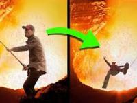 10 Ludzi, którzy wpadli do wulkanu