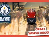 Rekord świata w graniu muzyki poważnej pociągiem