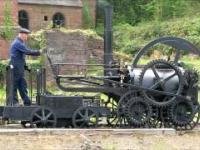 Pierwsza lokomotywa na świecie