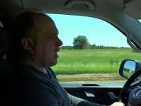 Samochodem przez Polskę. Policja i stosunek do Rosjan