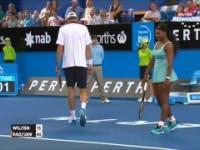 Równouprawnienie na przykładzie tenisa ziemnego