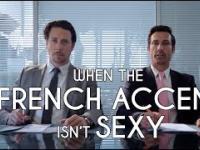 Kiedy francuski akcent jest mało atrakcyjny