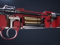 Jak działa karabinek Mauser Kar98k