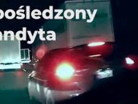 Chory Bandyta w Focusie ST wyhamowuje TiRy na autostradzie A4