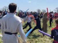 Ogromna bitwa Joshów