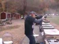 Jak zostać wyrzuconym ze strzelnicy w zaledwie 10 sekund