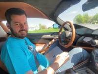 Elektryczny Rimac jest juz szybszy na 1/4 mili niz Bugatti Chiron
