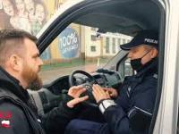 Policjant przyznaje, że nie ma honoru