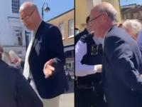 Aresztowano pastora czytającego Biblię na ulicy w Londynie.