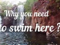 Florence Falls - raj relaksu