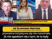 Sławomir Mentzen kontra Maciej Gdula z Lewicy