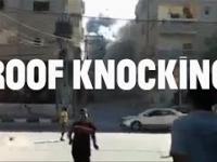 """""""Roof Knocking"""" - izraelskie uprzedzanie przed zrównaniem budynku z ziemią"""
