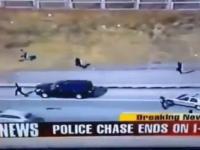 Bardzo szybki policjant