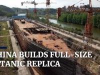Chiny kończą budowę repliki Titanica w skali 1:1