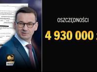 """Mateusz """"Milioner"""" Morawiecki kontra """"bogaci"""" zarabiający 5 tys."""