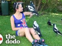 Historia kobiety, która została członkiem gangu dzikich srok