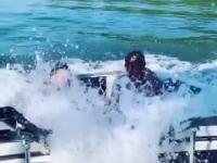 Nuda podróż łódką